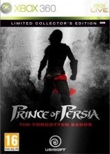 Игра Prince Of Persia The Forgotten Sands Limited Collector's Edition для Xbox 360