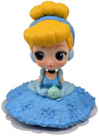 Фигурка Banpresto Q Posket Sugirly Disney Characters: Золушка (Нормальный цвет) (Cinderella (A Normal color)) (BP35634P) 9 см