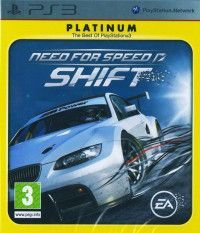 Need for Speed: Shift Русская версия (PS3)