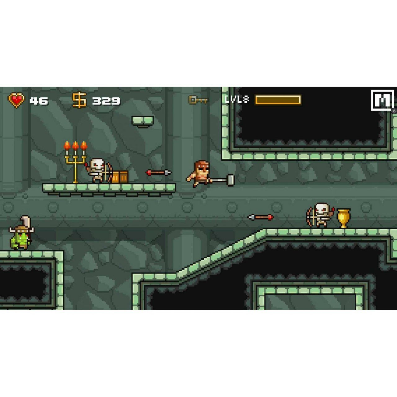 Devious Dungeon (Limited Edition) (PS Vita)
