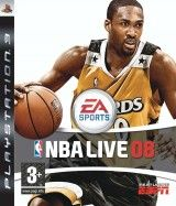 NBA Live 08 (PS3) USED Б/У