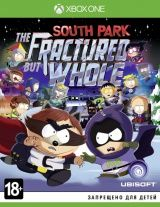 Купить Игру South Park: The Fractured but Whole Русская Версия (Xbox One) на Xbox One диск