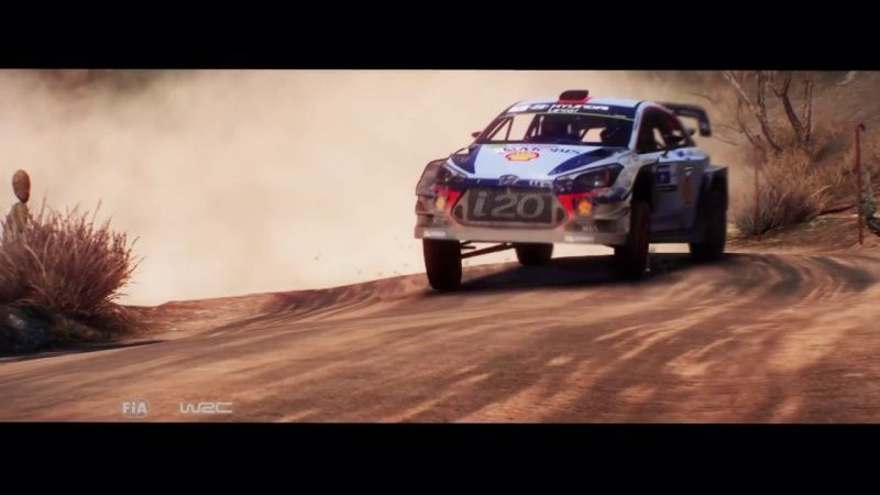 WRC 7: FIA World Rally Championship Русская версия (PS4)