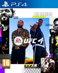 Игра UFC 4 Русская Версия (PS4) Playstation 4