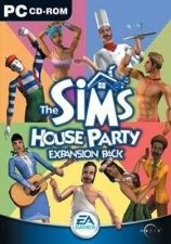 The Sims House Party Рус.Док. Box (PC)