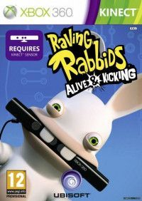 Raving Rabbids Alive and Kicking для Kinect (Xbox 360)