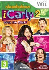 Купить игру iCarly 2: iJoin The Click! (Wii/WiiU) на Nintendo Wii диск