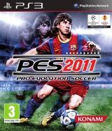 Купить игру Pro Evolution Soccer 2011 (PES 11) (Platinum) (PS3) USED Б/У для Sony Playstation 3