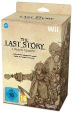 Купить игру The Last Story Limited Edition (Wii/WiiU) на Nintendo Wii диск