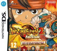Игра  Inazuma Eleven 2: Firestorm (DS) USED Б/У для Nintendo DS