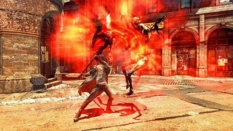DmC Devil May Cry Русская Версия (PS3)