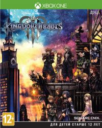 Купить Игру Kingdom Hearts III (3) (Xbox One) на Xbox One диск