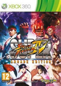 Super Street Fighter 4 (IV) Arcade Edition (Xbox 360/Xbox One)