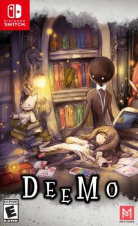 Игра Deemo: The Last Recital (Switch) для Nintendo Switch