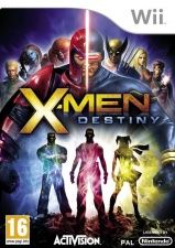Игра X-Men: Destiny для Nintendo Wii
