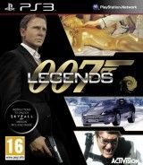 Купить игру James Bond 007: Legends (PS3) на Playstation 3 диск