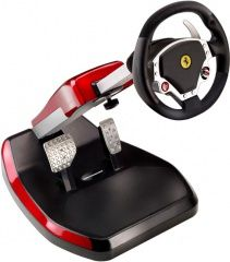 Руль Thrustmaster Ferrari Wireless GT Cockpit 430 Scuderia Edition (PC)