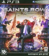 Saints Row 4 (IV) (PS3)