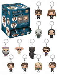 Брелок Funko Pocket POP! Keychain: Гарри Поттер (Harry Potter) Выбор вслепую (Blindbags) (PDQ-21139) 4 см