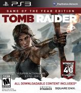 Tomb Raider Издание Игра Года (Game of the Year Edition) (PS3)