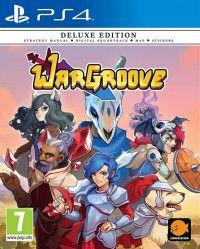 Wargroove Deluxe Edition Русская Версия (PS4)