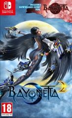 Купить игру Bayonetta 2 (Switch) диск