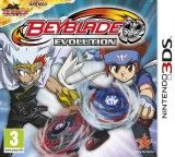 Купить игру Beyblade Evolution (Nintendo 3DS) USED Б/У на 3DS