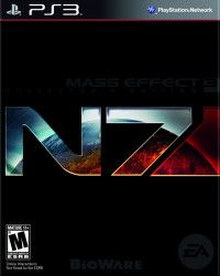 Mass Effect 3 N7 Коллекционное издание (Collector's Edition) American Version (PS3)
