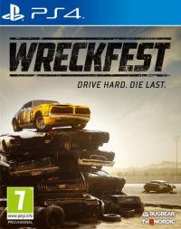Купить Игру Wreckfest Standard Edition (PS4) на Playstation 4 диск