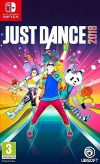 Купить игру Just Dance 2018 (Switch) диск