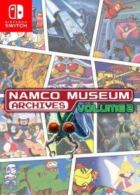 Namco Museum Archives Vol.2 (Switch)