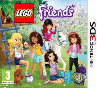 Купить игру LEGO: Friends (Nintendo 3DS) на 3DS