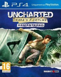 Игра Uncharted: Drake's Fortune Remastered Русская Версия (PS4) Playstation 4