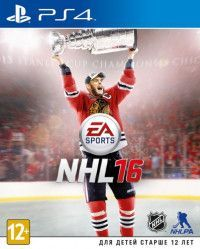 Игра NHL 16 Русская Версия (PS4) Playstation 4