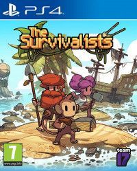 Игра The Survivalists (PS4) Playstation 4