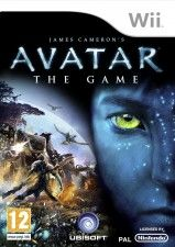 Купить игру James Cameron's Avatar: The Game (Wii/WiiU) на Nintendo Wii диск