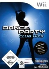 Игра Dance Party Club Hits для Nintendo Wii