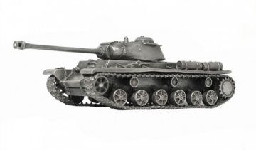 Модель танка КВ-1С, масштаб 1:72 World of Tanks (Т003)
