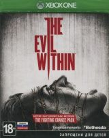 The Evil Within (Во власти зла) Русская Версия (Xbox One)
