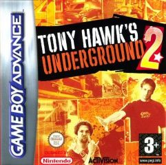 Tony Hawk's Underground 2: World Destruction Tour Русская Версия (GBA) для Game boy
