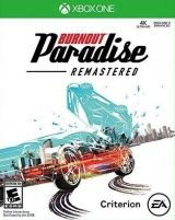 Купить Игру Burnout Paradise Remastered (Xbox One) на Xbox One диск