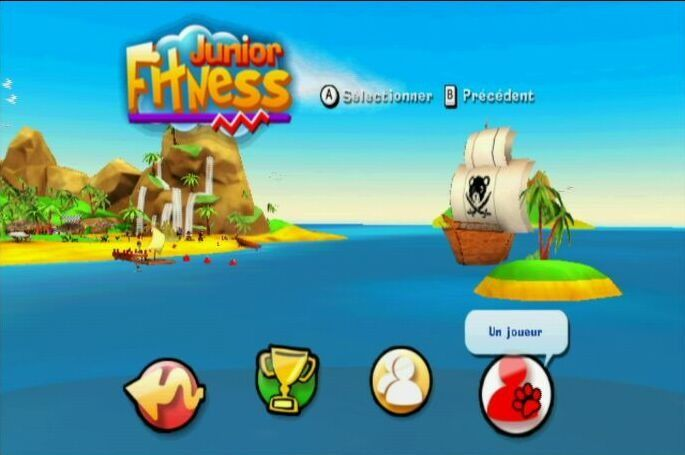 Купить игру Junior Fitness Trainer (Wii/WiiU) на Nintendo Wii диск