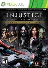 Купить Игру Injustice: Gods Among Us Ultimate Edition Русская Версия (Xbox 360/Xbox One) на Microsoft Xbox 360 диск