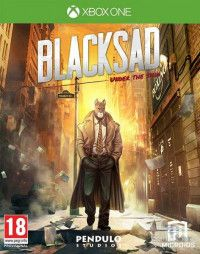 Blacksad: Under The Skin Limited Edition Русская версия (Xbox One)