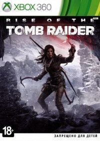 Rise of the Tomb Raider Русская Версия (Xbox 360) USED Б/У