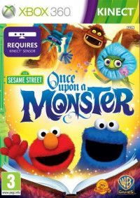 Sesame Street: Once Upon a Monster для Kinect (Xbox 360)