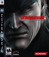 Купить игру Metal Gear Solid 4 Guns Of The Patriots Platinum (Greatest Hits) (PS3) USED Б/У на Playstation 3 диск