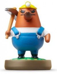 Купить Amiibo: Интерактивная фигурка Ресетти (Resetti) (Animal Crossing Collection) от Nintendo