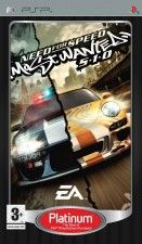 Игра Need for Speed: Most Wanted 5-1-0 Platinum (PSP) для Sony PSP