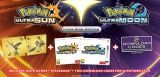Pokemon Ultra Sun и Ultra Moon Deluxe Edition (2 игры) (Nintendo 3DS)